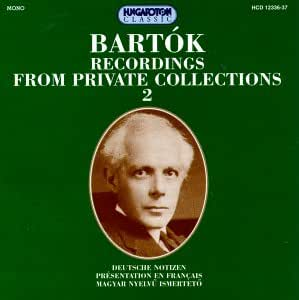 Recordings from Private Collec
