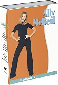 Ally McBeal : L'Intégrale Saison 2 - Coffret 6 DVD