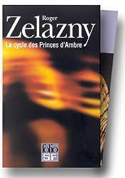 Coffret Zelazny, 5 volumes : Le Cycle des Princes d'Ambre n°2 (tome 6 à 10)