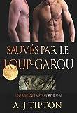 Sauvés par le Loup-Garou: Une Romance Métamorphe M-M (Loups-Garous de Singer Valley t. 4)