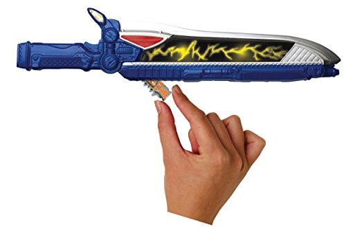 Image of Power Rangers Dino Supercharge Gold Sword Toy