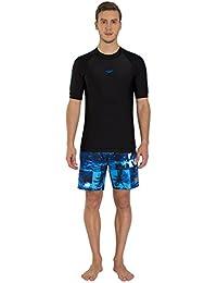 ccbd9154fe8 Speedo Men's Sports Shirts & Tees Online: Buy Speedo Men's Sports ...