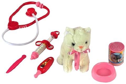 Theo Klein Barbie Tierarztkoffer