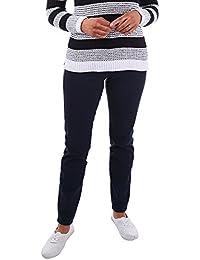 Olsen Bleu foncé Jeans Skinny Mona 14001426