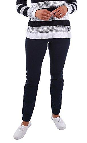 Olsen dunkelblau Skinny Mona Jeans 14001426 Blau - Dunkelblau
