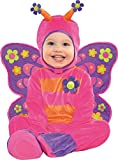 Amscan International Revestimiento trajes Carnaval Flutterby Mariposa Mariposa 12-18 lun