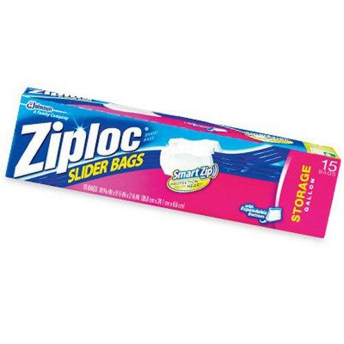 ziploc-ez-zipper-stray-di-gallone-15p-dw2204-giappone-import-il-pacchetto-e-il-manuale-sono-scritte-