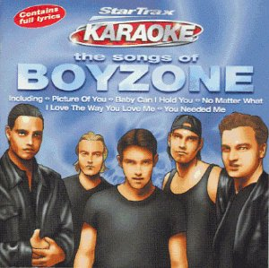 The Songs Of Boyzone: StarTrax KARAOKE;Contains Full, used for sale  Delivered anywhere in UK