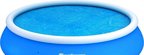 Bestway Solarabdeckplane für Fast Set Pool, 3,81 m