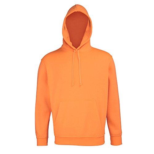 RTY Enhanced Vis. - Sweat-shirt à capuche -  Homme orange fluo
