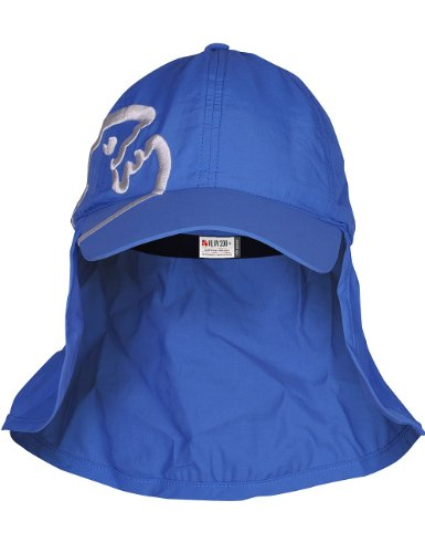 iQ-Company Kinder Cap IQ UV 200 Kids und Neck Bites, Dark-Blue, One size,...