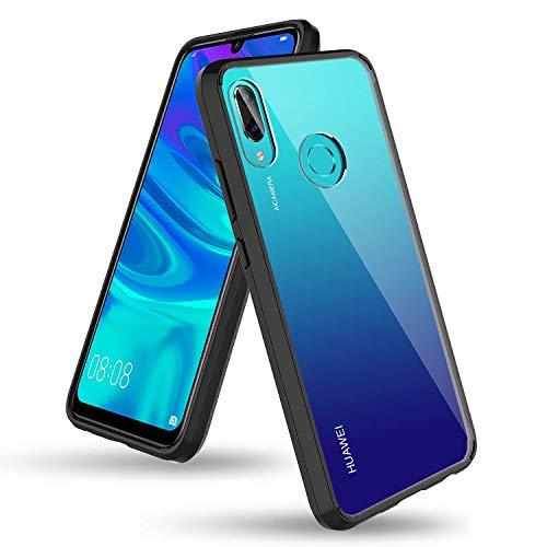 BENTOBEN Capa Inteligente Huawei 2019, Capa Honor Hexu 10, Estojo Rígido Capa Ultra Fina para Huawei P Smart 2019 / Honra 10 Lite, 6.21 '' - Preto