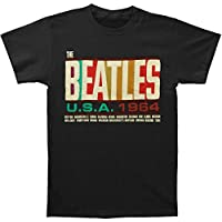 The Beatles USA 1964 T-Shirt - Beatles Revolution T-shirt