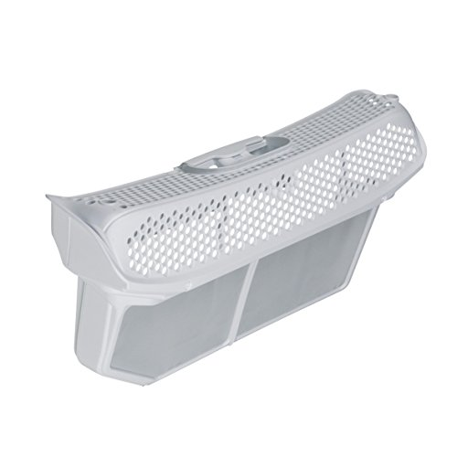 Interne Tasche Filter (Bosch Siemens 00752387 752387 ORIGINAL Flusensieb Sieb Filtertasche Tasche Staubfilter Filter ausklappbar Trockner)