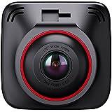 BC Master Caméra Voiture 1080P 170°Dashcam, 3 Ports Chargeur Voiture Smart IC, Récepteur GPS, Bouclier, G-Sensor, Enregistrement en boucle, Vision Nocturne, 2.0 Pouces Enregistreur de Caméra à Grand Angle LCD