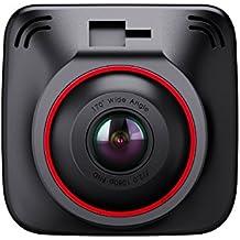 """BC Master 1080P 170 ° Dash Cam, Cámara de coche 3-Port Smart IC Cargador de Coche, GPS Módulo, Guardia de Aparcamiento, G-Sensor, Ciclo de Grabación, Visión Nocturna, 2.0 """"LCD gran ángulo coche Dashboard Camera Grabadora"""