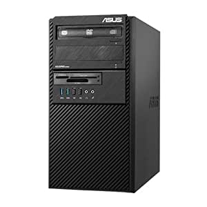 Asus BM1AD-I74790586F Unité centrale (sans écran) Noir (Intel Core i7, 4 Go de RAM, 500 Go, HD Graphics 4600, Windows 8.1 pro)