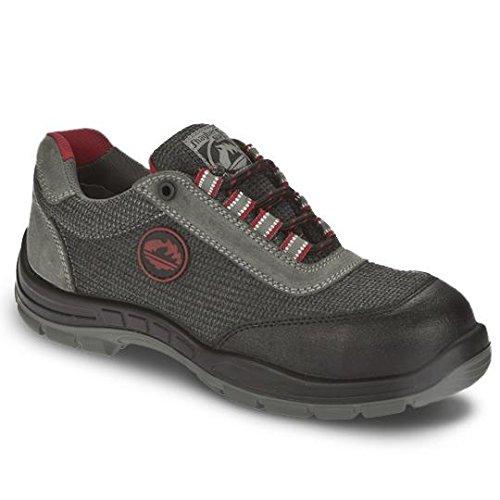 J' HAYBER Works-Scarpe di sicurezza Confort Plus Flex S1+ P grigio J' HAYBER taglia 38
