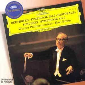 Beethoven: Symphony No. 6- Pastorale / Schubert: Symphony No. 5 (DG The Originals)