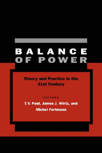 the theory on balance of power Available in: paperback since the 16th century, balance of power politics have profoundly influenced international relations but in recent.