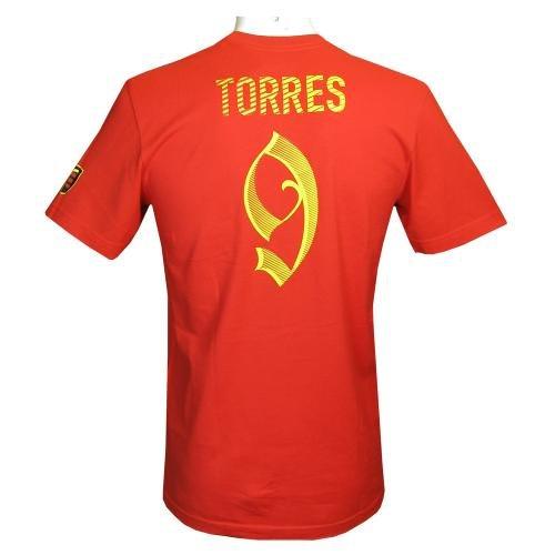 """Torres - Nike """"Hero"""" Mens T-Shirt (Small)"""