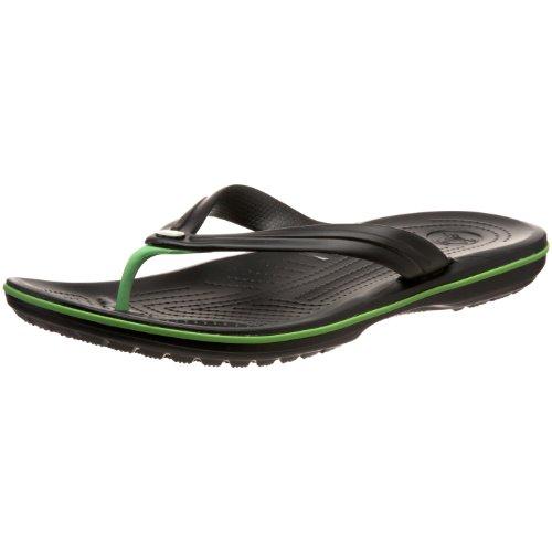 Crocs Crocband Flip U, SaCrocs Crocband Flip U, Sandali, Unisex - adulto Nero
