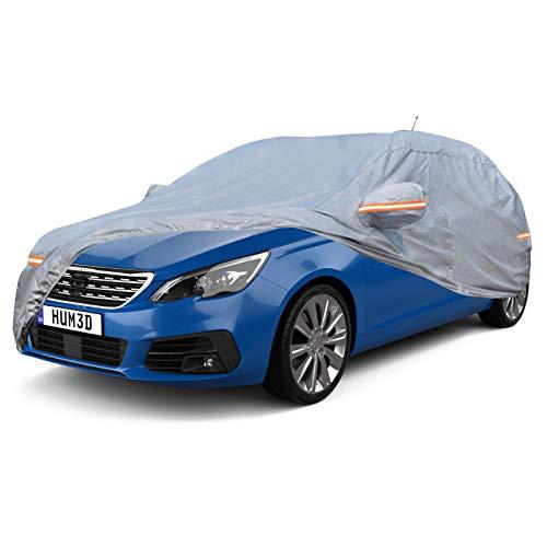NOVSIGHT Housse de Voiture pour Peugeot 308 Bâche de Protection...