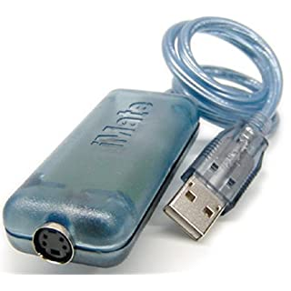 Griffin Technology iMate: USB/ADB Adapter für ADB-Geräte an Macintosh