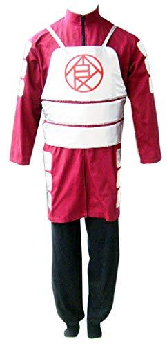 CHIUS Cosplay Costume Hidden Leaf Shinobi Akimichi Choji Outfit Ver ()