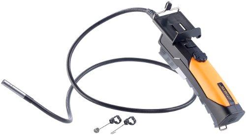 Somikon Endoskop Kamera iPhone: WiFi HD 720p Endoskop-Kamera EC-100.WiFi mit Smartphone-Halterung, 1 m (Snakecam Endoskopie Kamera)
