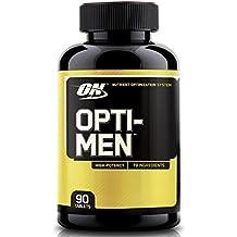 Optimum nutrition opti-men, 90 tabletas - multivitaminico de 70 ingredientes