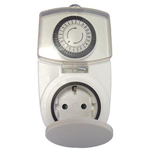 Filmer 20863 Zeitschaltuhr für außen mit Kindersicherung