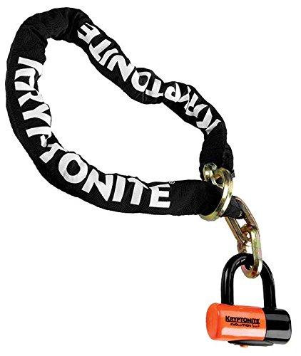 Kryptonite New York Lock + Evolution-Fahrradkettenschloss