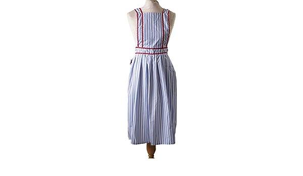 Girls 1940/'s Wartime WW1//WW2-Fancy Dress FLORAL PINNY /& HEADSCARF SET All ages