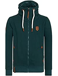 Naketano Male Zipped Jacket Ivic VII
