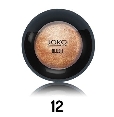 Blush minéral cuit (baked) - 12 Cuivre - Joko