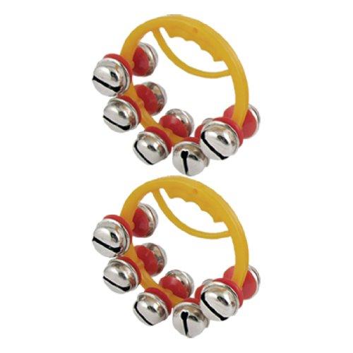 2-pcs-3-dia-frame-10-metal-bell-tambourine-handbell-for-child