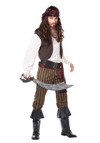 Piratenkostüm für Erwachsene M