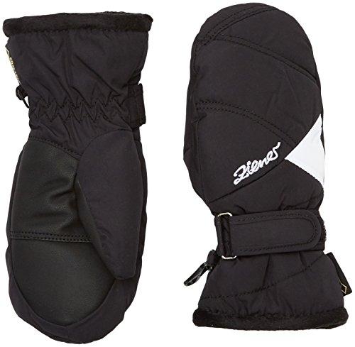 Ziener Kinder LIA GTX(R) Mitten Girls Glove junior Handschuh, Black, 4 | 04052928585219