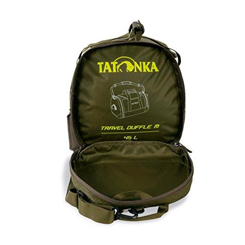 Tatonka Unisex Travel Duffle M Tasche Olive