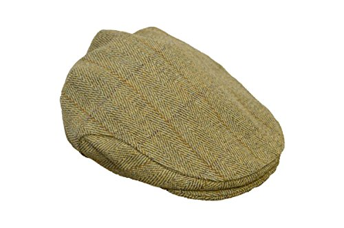 walker-and-hawkes-gorra-tipo-cazador-tweed-xs-3xl-verde-light-sage-m