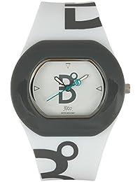 B360 Watch Unisex-Reloj Small, 3 Bar{1} analógico de Cuarzo Silicona