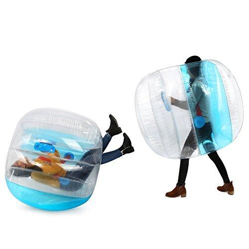Pelota hinchable para el parachoques de bolas de burbujas para adultos y niños
