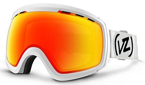 Vonzipper Feenom NLS Goggles,-White Satin by Vonzipper