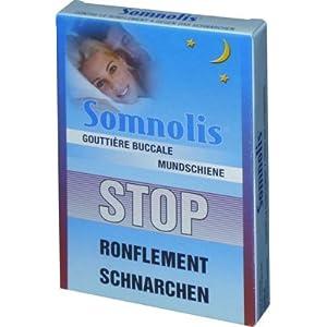 SOMNOLIS Schnarch Schiene 1 St