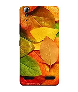 Fuson Designer Back Case Cover for Lenovo A6000 :: Lenovo A6000 Plus :: Lenovo A6000+ (Autumn Leaf Summer Holiday Men Women Family)