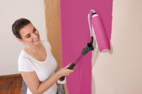 Malerbedarf: Wagner Farbroller TurboRoll 550 für Wandfarben