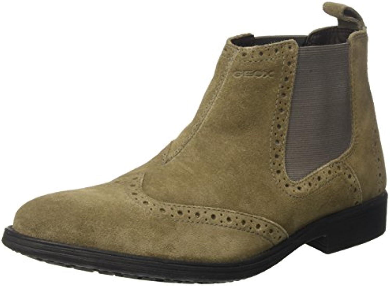 Geox Herren U Jaylon B Chelsea BootsGeox Herren Jaylon Chelsea Boots Billig und erschwinglich Im Verkauf