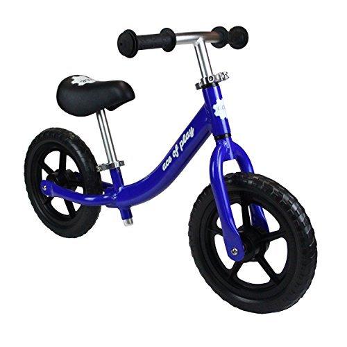 Ace of Play Balance Bike - Blue Alte Master-flat