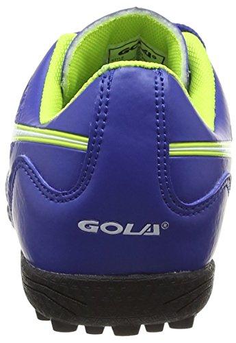 Gola Jungen Ion Vx Fußballschuhe Blue (Blue/Volt)